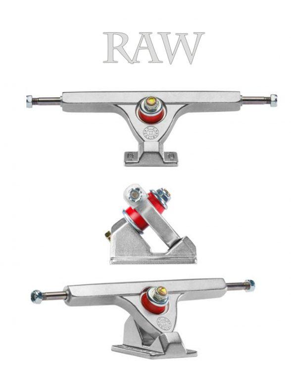 Caliber Trucks RAW - Timber Boards