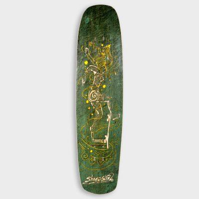 Skate Timber Shredsled