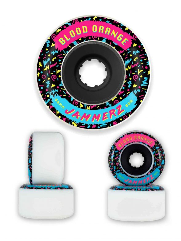 Blood orange wheels Jammers 66